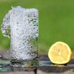 eau après fêtes
